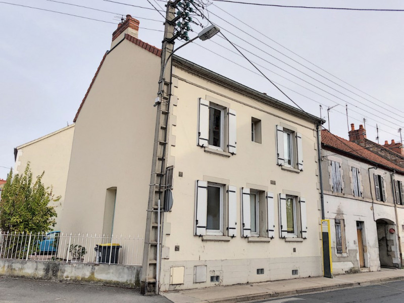 Vente maison / villa Montluçon 109000€ - Photo 1