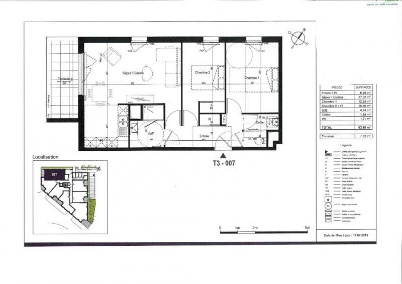 Vente appartement Saint nazaire 215000€ - Photo 3