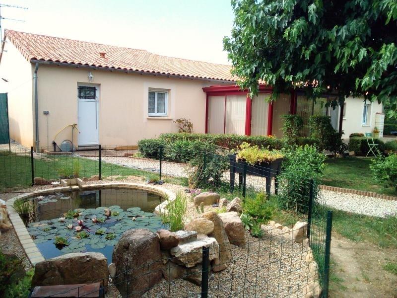 Vente maison / villa Civaux 251000€ - Photo 5