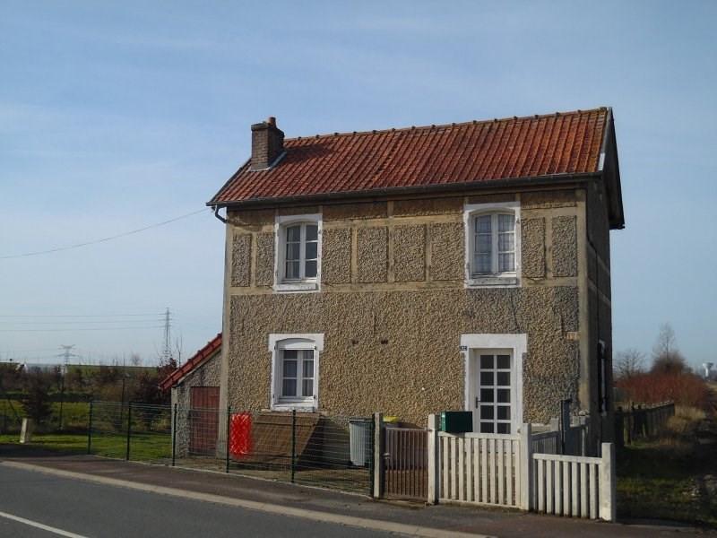 Vente maison / villa Secteur friville 65000€ - Photo 5