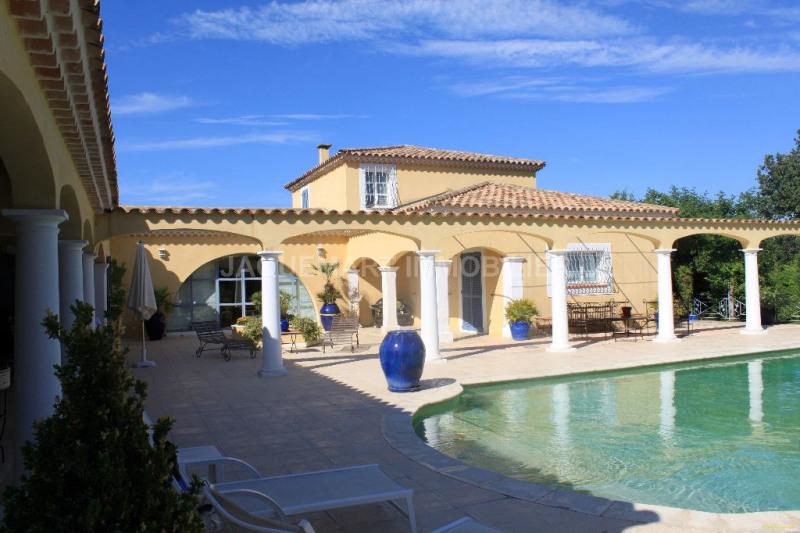 Vente de prestige maison / villa Rognes 989000€ - Photo 1