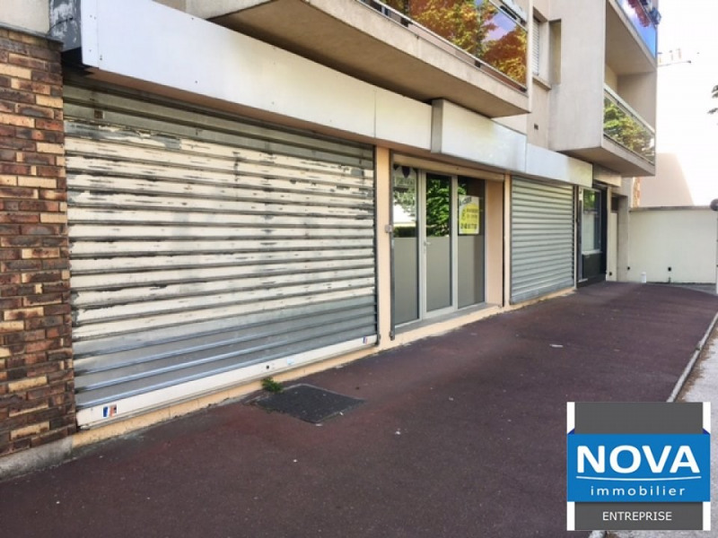 Location local commercial Aulnay sous bois 2 951€ HT/HC - Photo 1