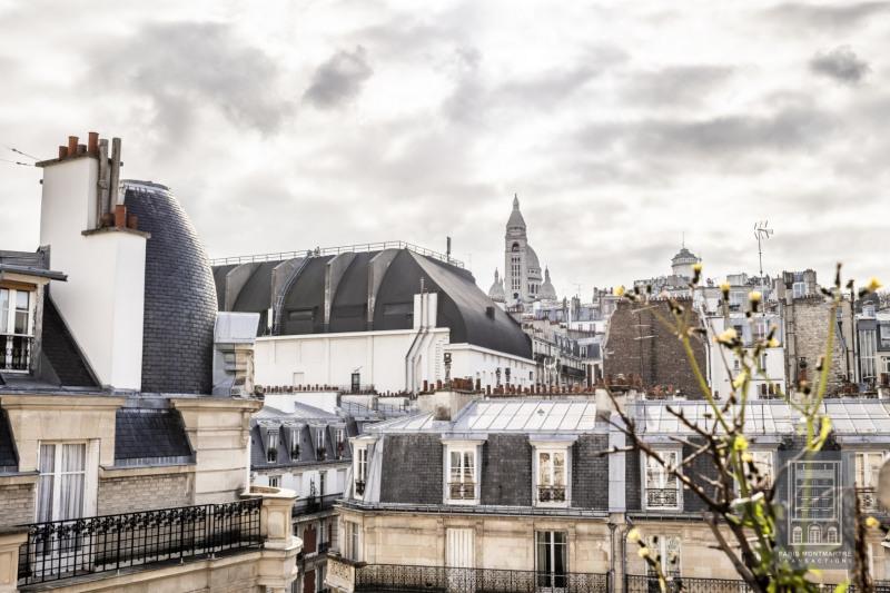 Deluxe sale apartment Paris 18ème 1820000€ - Picture 11