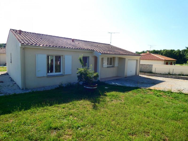Vente maison / villa Reparsac 144450€ - Photo 8