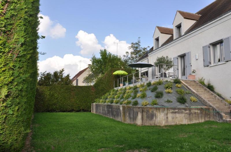 Vente maison / villa Gaillon-sur-montcient 498000€ - Photo 11