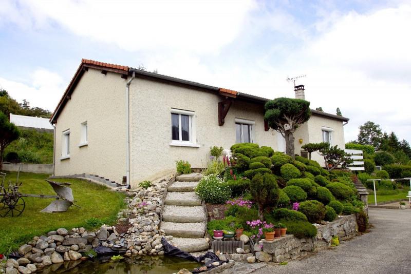 Verkoop  huis La chapelle d aurec 221000€ - Foto 2