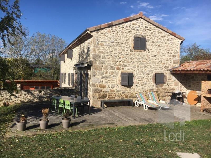 Vente maison / villa Annonay 425000€ - Photo 2