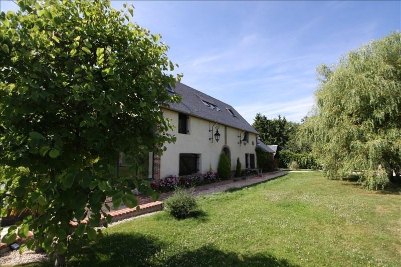 Deluxe sale house / villa Breteuil sur iton 645000€ - Picture 1