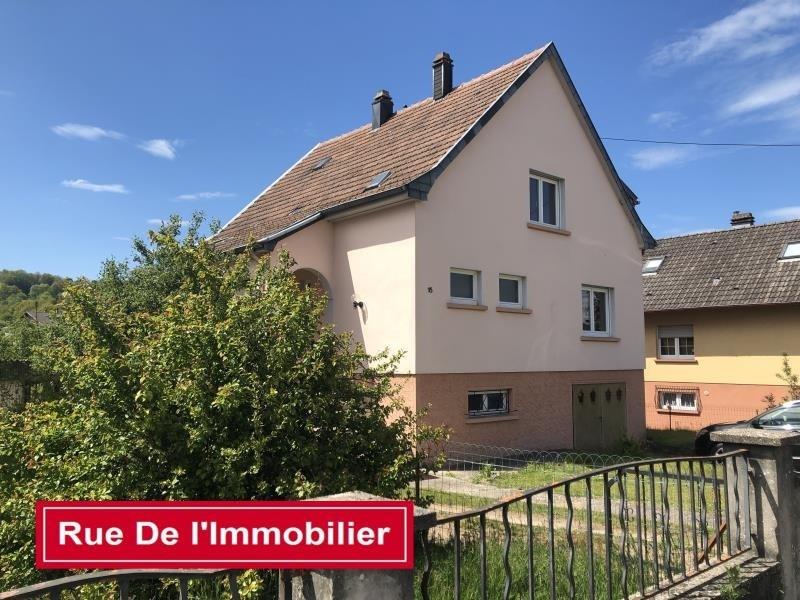 Location maison / villa Bitche 700€ CC - Photo 1