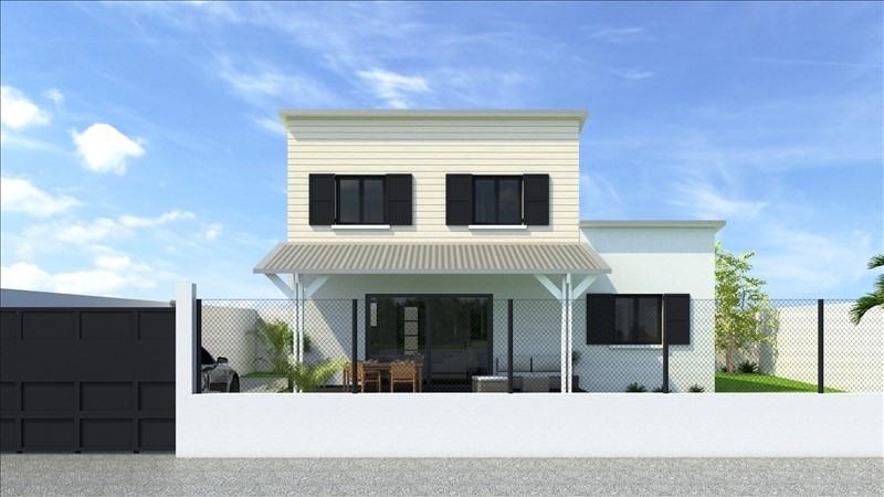 Sale house / villa Les avirons 372000€ - Picture 2