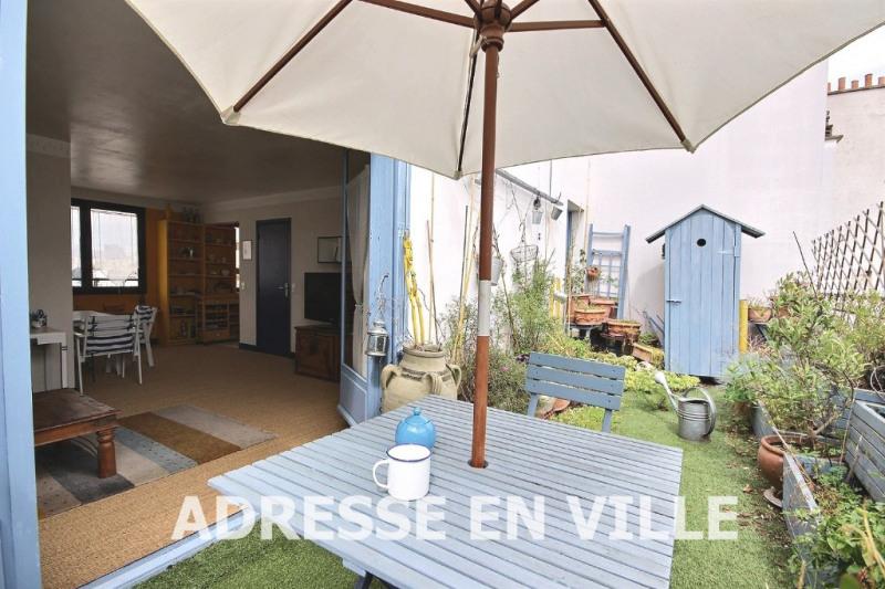 Verkoop  appartement Levallois perret 443000€ - Foto 2