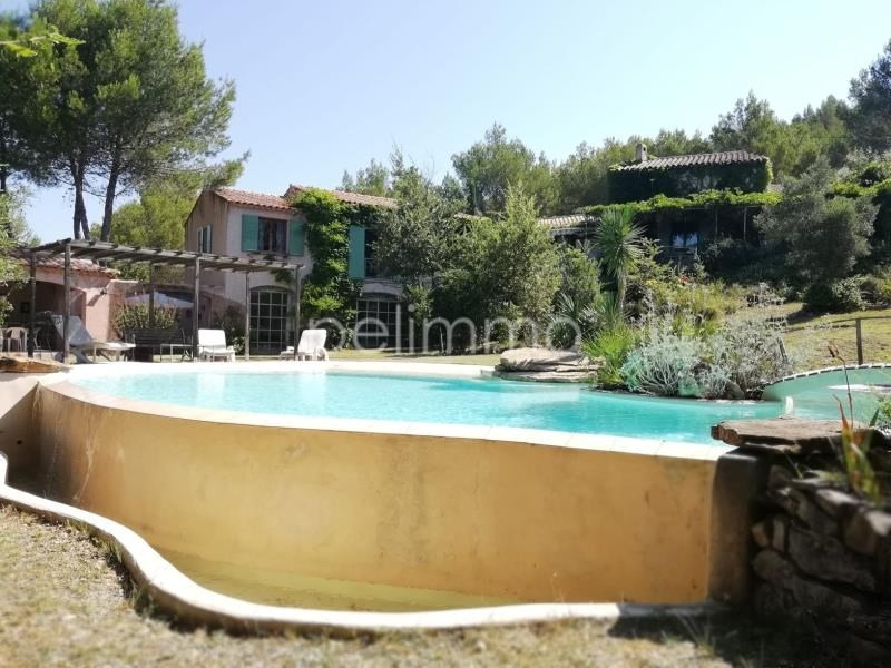 Deluxe sale house / villa Rognes 1 260 000€ - Picture 10