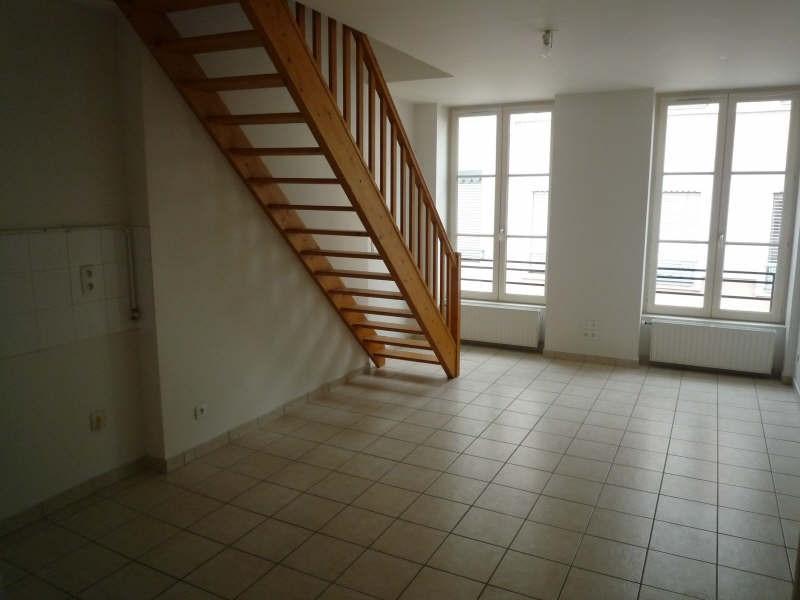Rental apartment Lyon 3ème 710€ CC - Picture 1