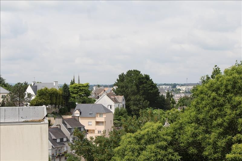Sale apartment Quimper 89 640€ - Picture 2