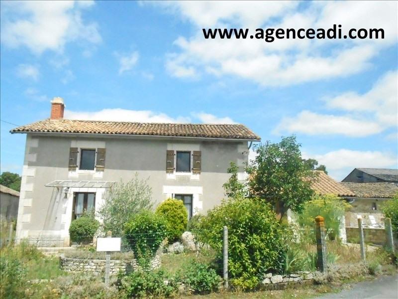 Vente maison / villa Chenay 150800€ - Photo 1