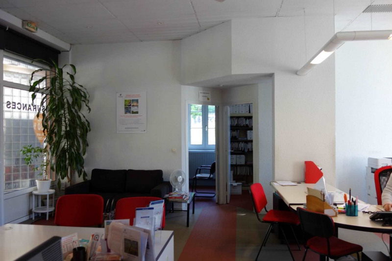 Rental empty room/storage Unieux 1 430€ CC - Picture 2