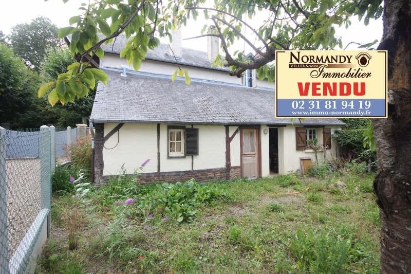 Sale house / villa Villers sur mer 212000€ - Picture 1