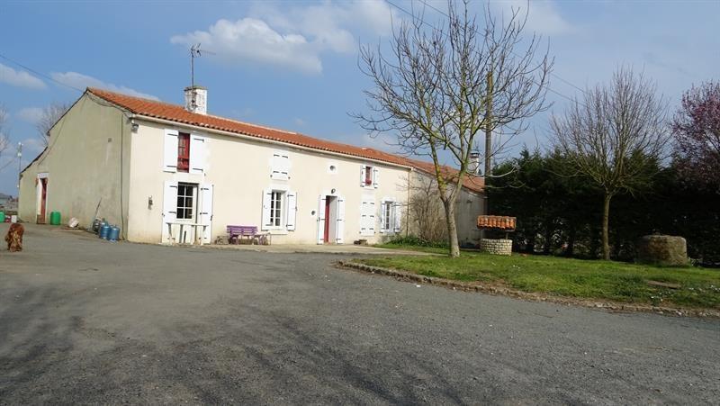 Vente maison / villa Le poiré-sur-velluire 230000€ - Photo 2