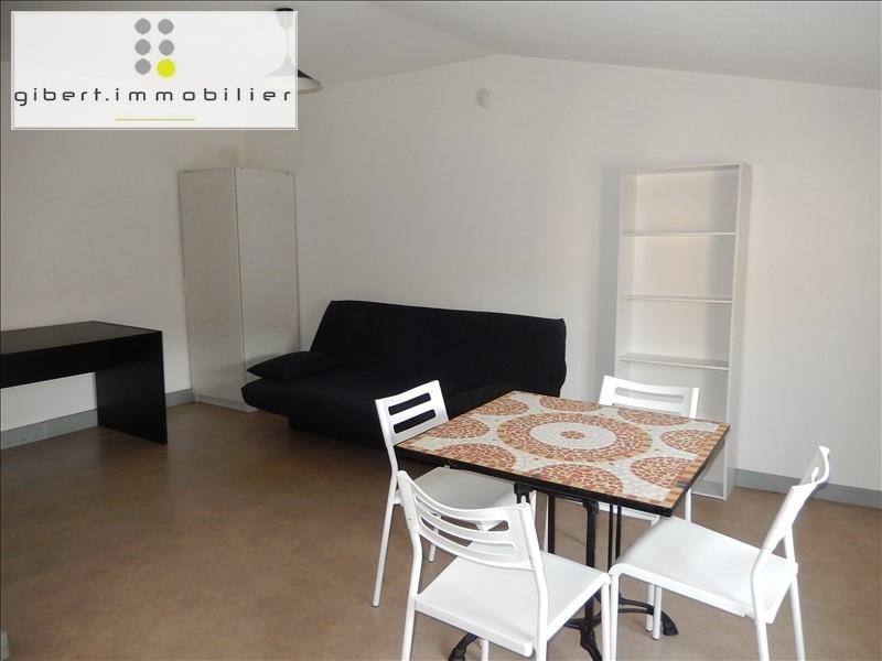 Rental apartment Le puy en velay 301,79€ CC - Picture 1