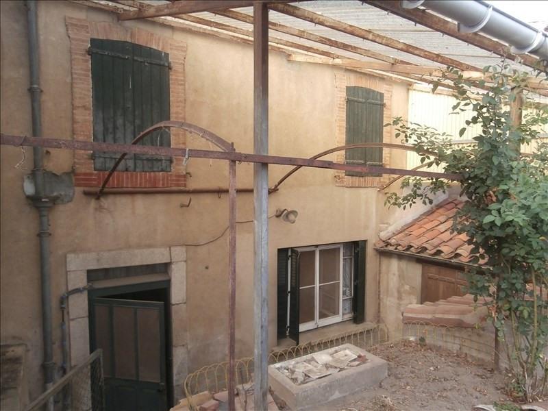Vente maison / villa Bout du pont de larn 60000€ - Photo 1