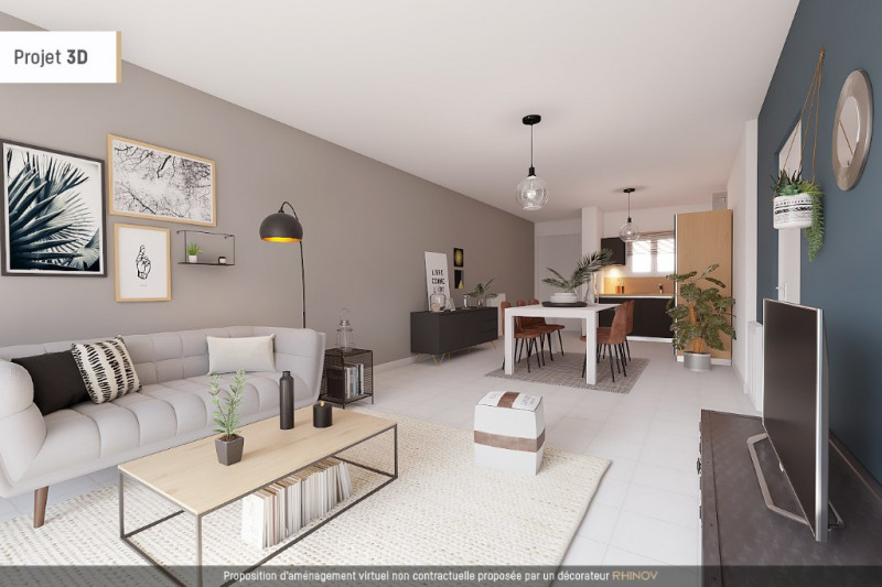 Produit d'investissement appartement Bouillargues 159 000€ - Photo 6