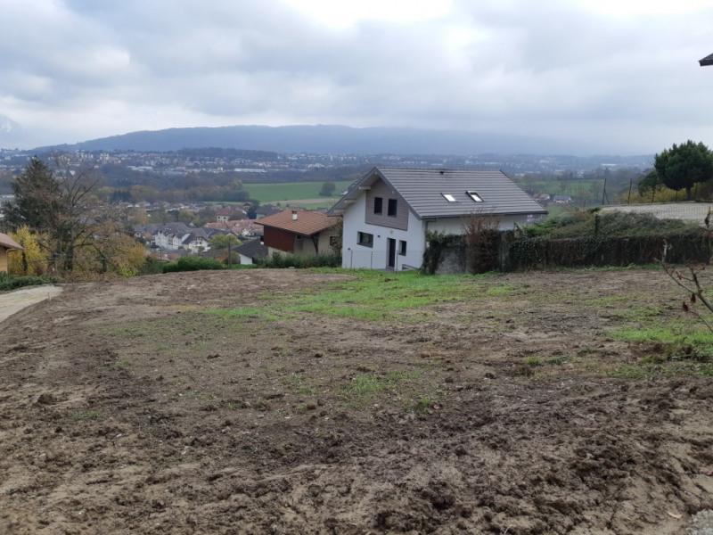 Venta  terreno Poisy 425000€ - Fotografía 1