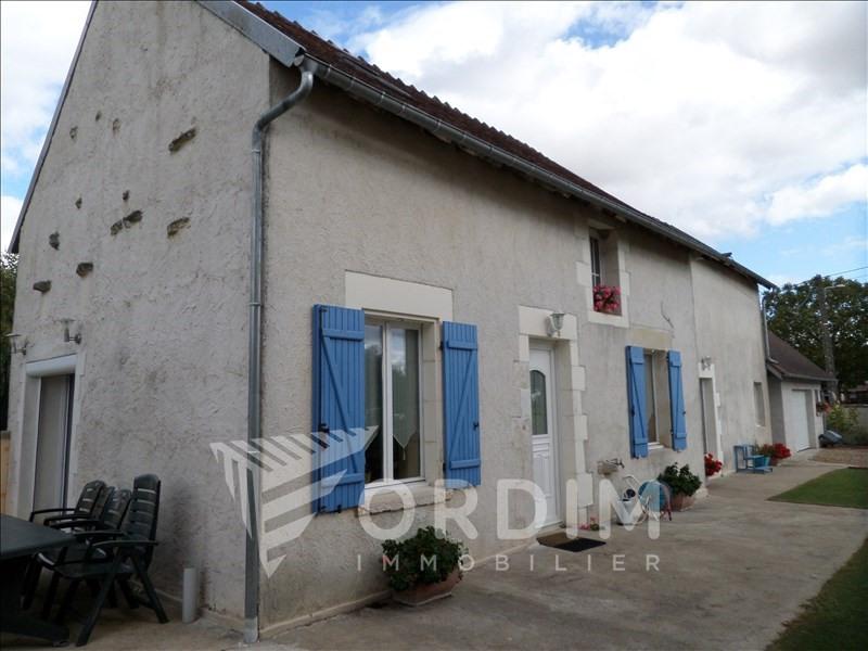 Vente maison / villa Donzy 159000€ - Photo 2