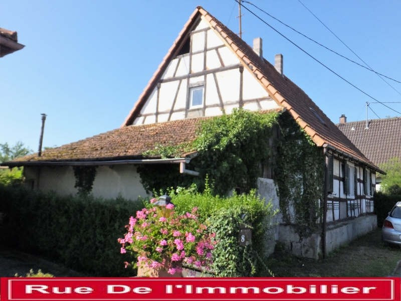 Sale house / villa Froeschwiller 117700€ - Picture 4