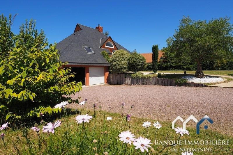 Deluxe sale house / villa Le fresne camilly 570 000€ - Picture 1