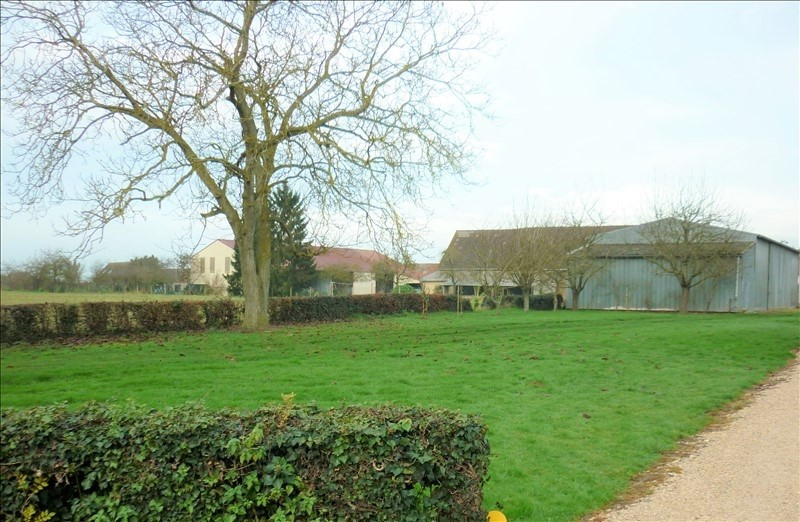 Vente terrain Courville sur eure 42 000€ - Photo 1