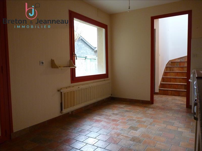 Sale house / villa Chateau gontier 145600€ - Picture 4