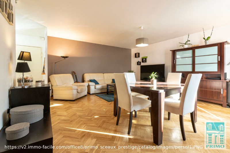 Vente appartement Chatenay malabry 348 150€ - Photo 1