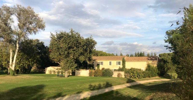 Vente de prestige maison / villa Vedene 770000€ - Photo 1