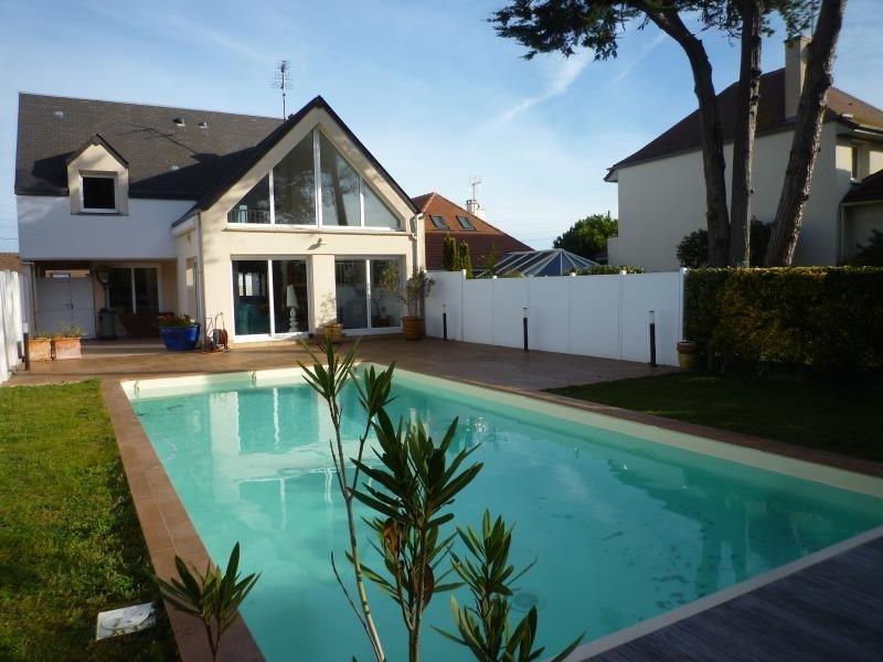Vente de prestige maison / villa Ouistreham 475000€ - Photo 1