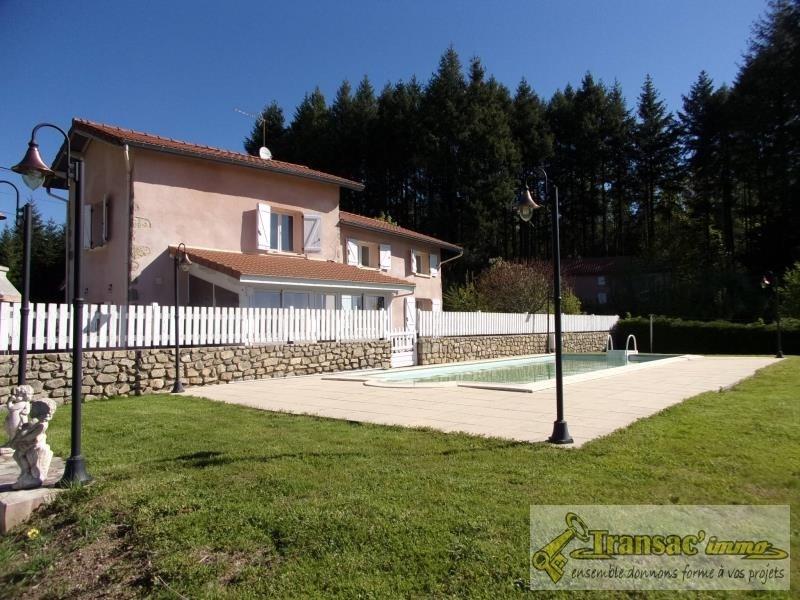 Vente maison / villa Celles sur durolle 242650€ - Photo 1