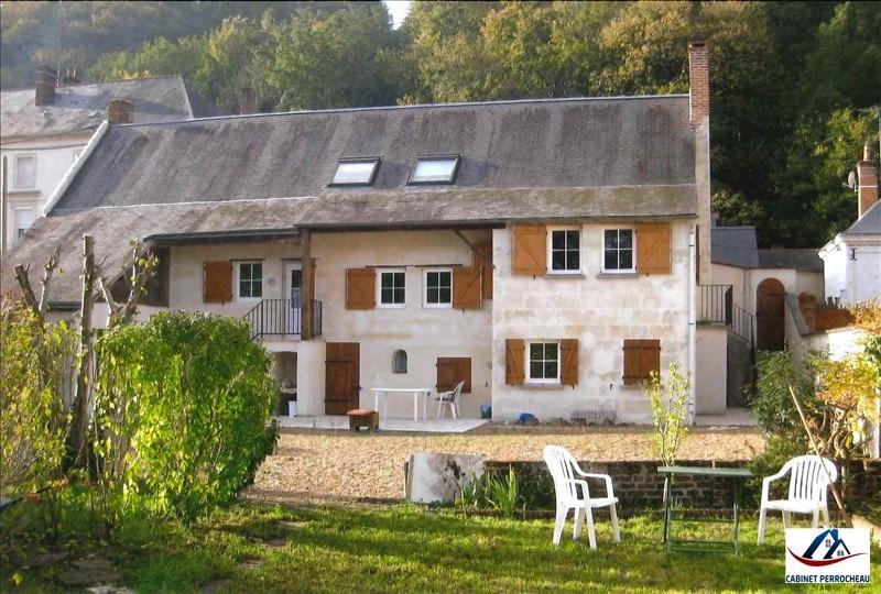 Vente maison / villa La chartre sur le loir 129000€ - Photo 7