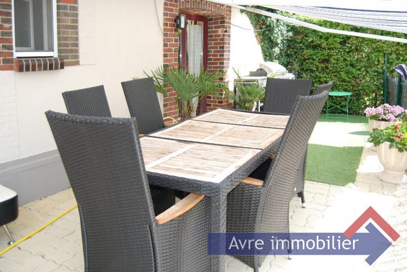 Vente maison / villa Verneuil d'avre et d'iton 162000€ - Photo 6