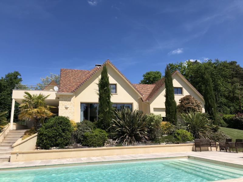 Vente de prestige maison / villa Mansac 550160€ - Photo 2
