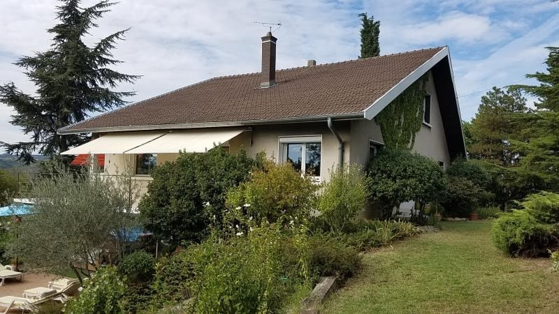 Vente maison / villa Reventin vaugris 389 500€ - Photo 1