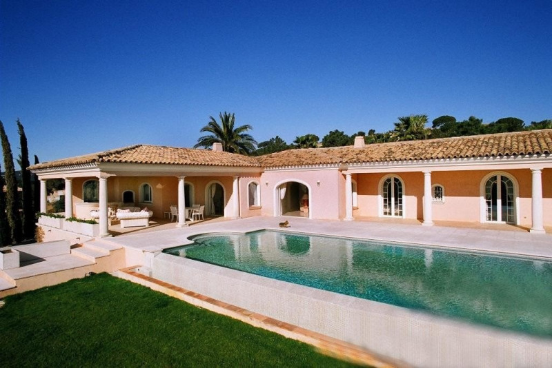 Deluxe sale house / villa Ste maxime 2680000€ - Picture 1