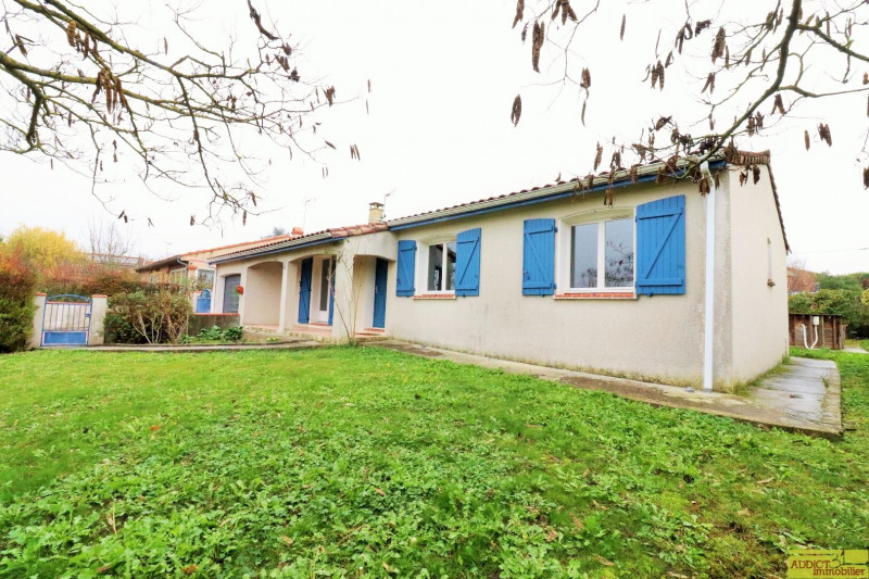 Location maison / villa Secteur castelmaurou 995€ CC - Photo 1