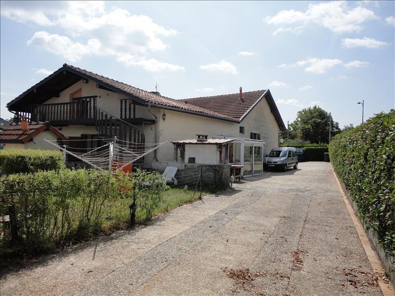 Vente maison / villa Carbon blanc 380000€ - Photo 1