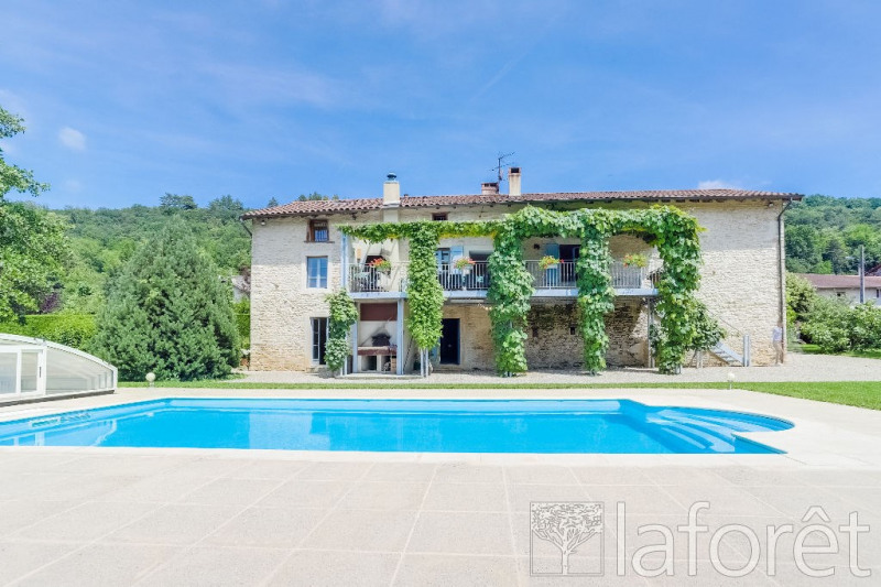 Vente de prestige maison / villa Saint martin du mont 430000€ - Photo 1