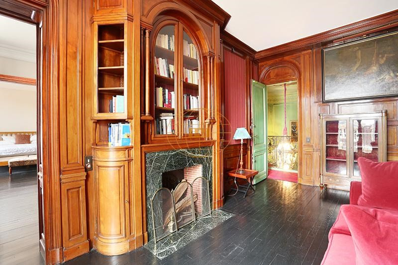 Vente de prestige appartement Paris 16ème 5750000€ - Photo 8