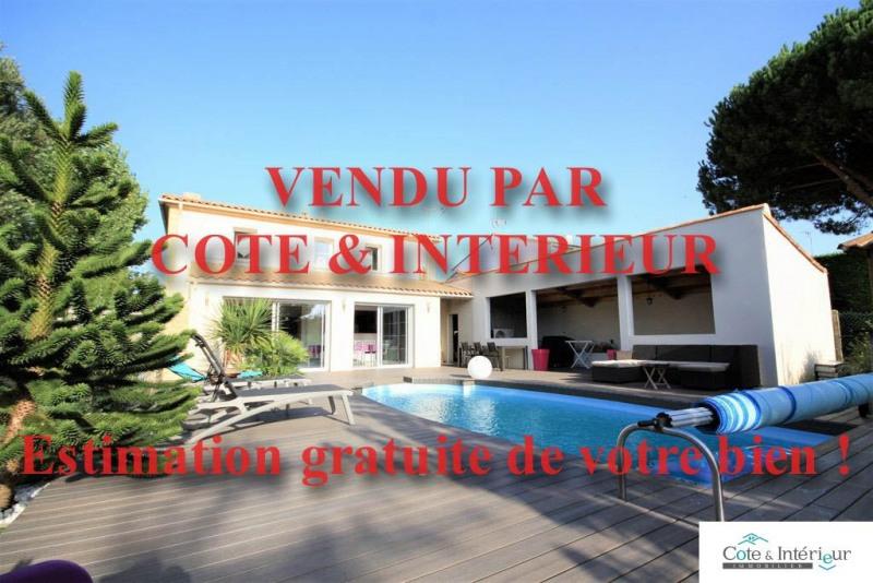 Vente maison / villa Chateau d'olonne 459000€ - Photo 1