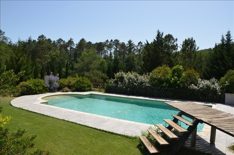 Deluxe sale house / villa Vallon pont d'arc 613 600€ - Picture 12