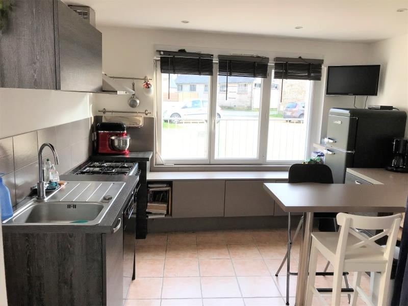 Verkoop  huis La foret fouesnant 147400€ - Foto 4