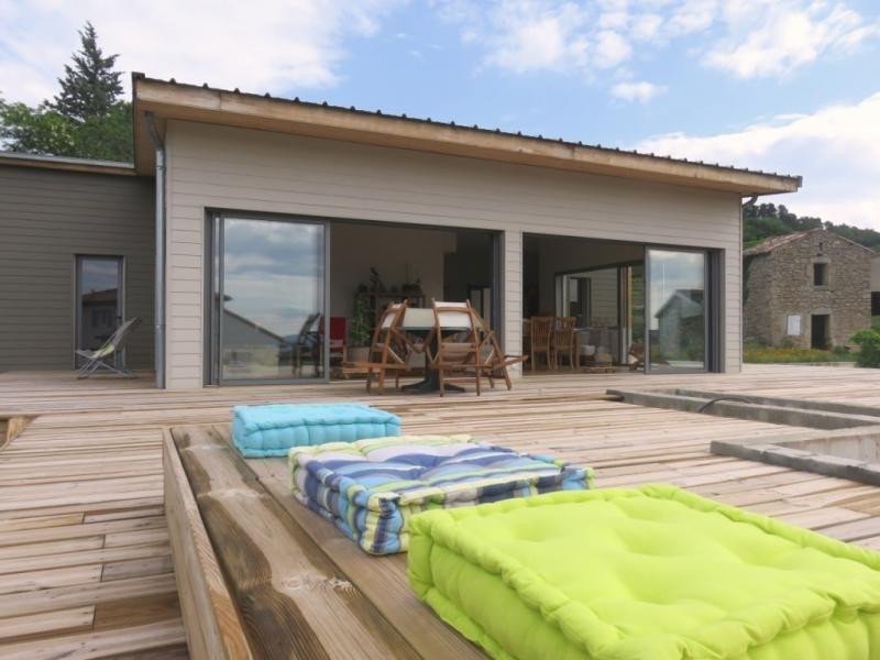 Verkoop van prestige  huis Balazuc 610000€ - Foto 1
