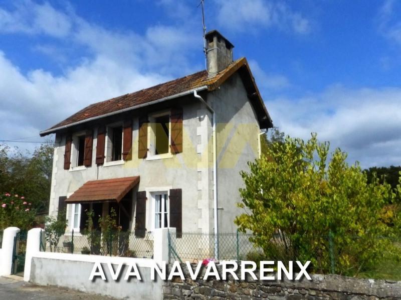 Sale house / villa Sauveterre-de-béarn 110000€ - Picture 1