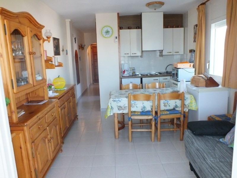 Location vacances appartement Roses santa-margarita 448€ - Photo 3